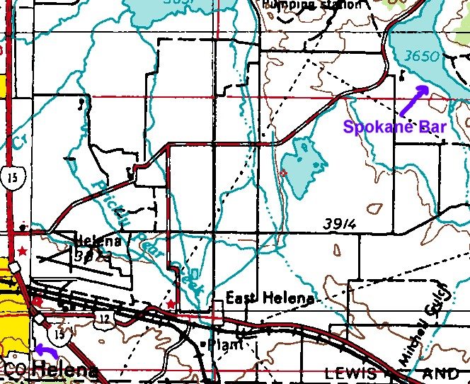 Gem Mountain and Spokane Bar sapphires in Montana