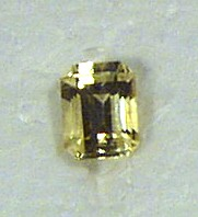Golden Beryl gems