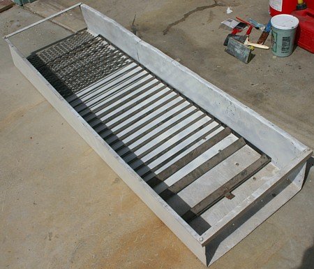 Small Sluice Box Plans