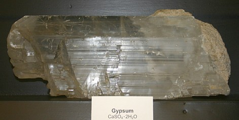Selenite Gypsum Crystal