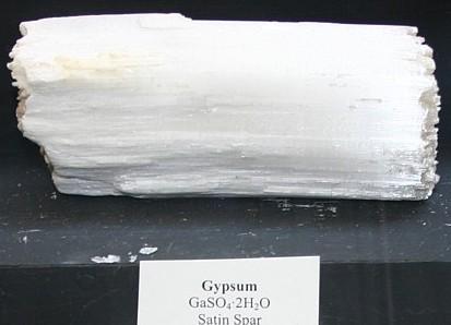 Satin Spar Gypsum