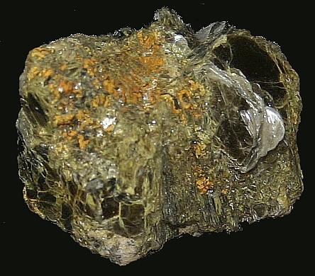 uranium ore deposits