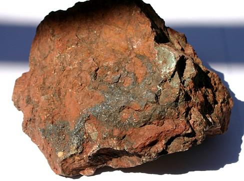 calico California silver ore