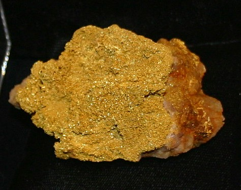 Crystal Gold, Mad Mutha Mine Nevada