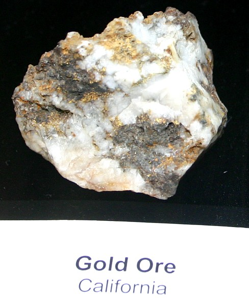 mother lode bonanza gold ore