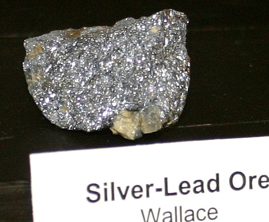 wallace idaho silver ore